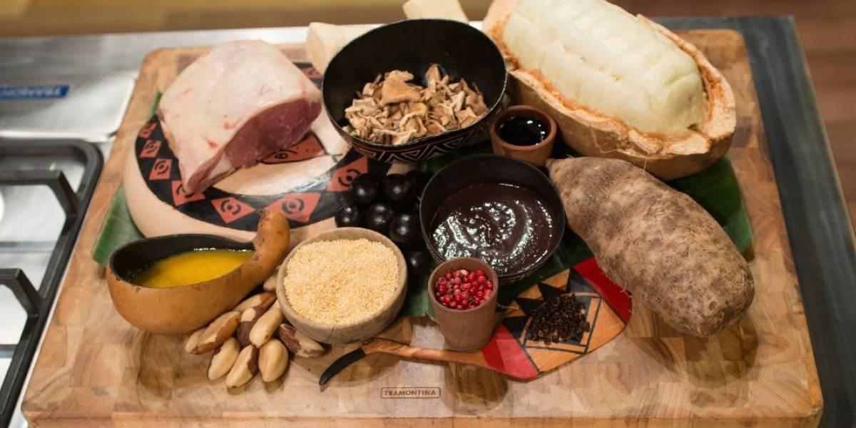 MasterChef Profissionais: Caixa Misteriosa com ingredientes indígenas desafia os participantes