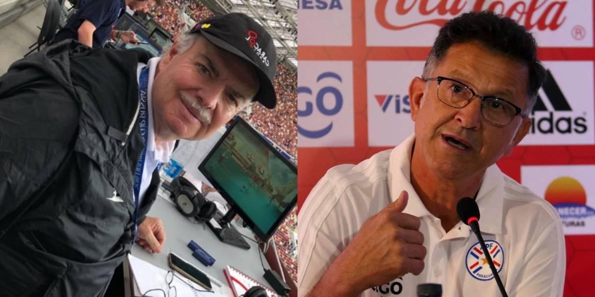 Iván Mejía arremetió contra Osorio por sus 'polémicas' declaraciones sobre la Selección