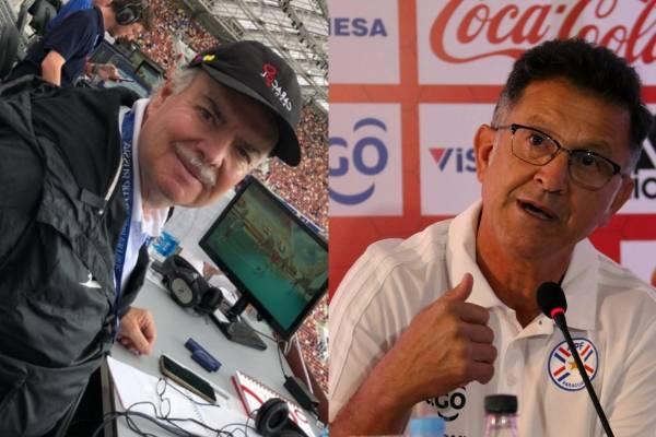 Iván Mejía criticó a Juan Carlos Osorio