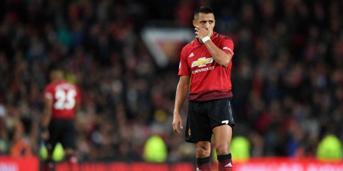 """¿No le servía? Revelan que Wenger quedó """"sorprendido"""" porque Alexis fichó en Manchester United"""