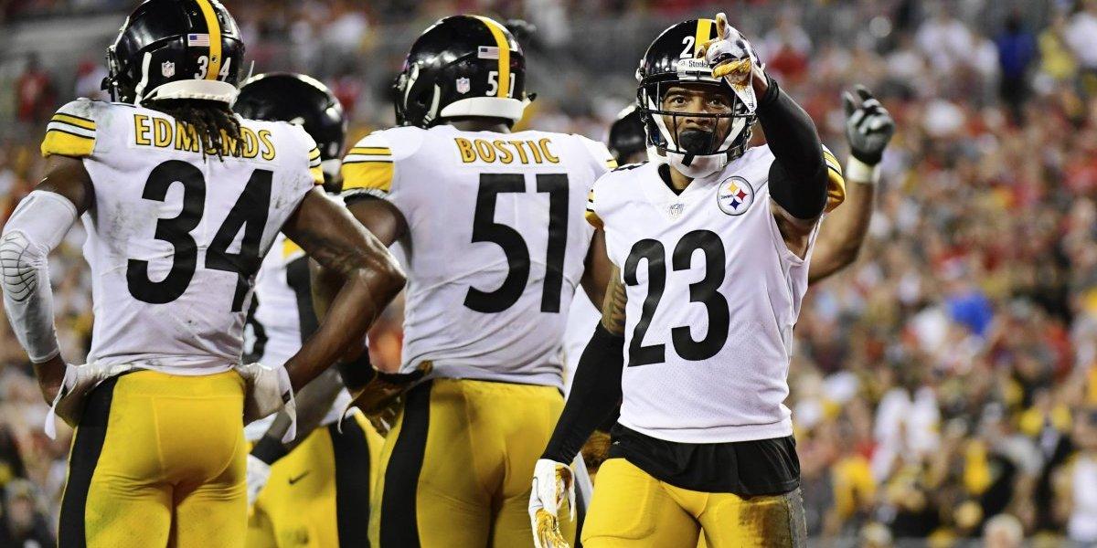 Steelers logran su primera victoria