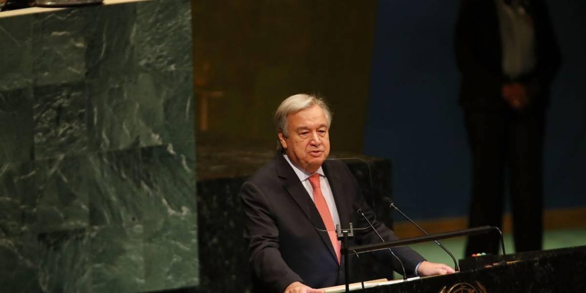 Asamblea General de la ONU inicia con mensaje contra el populismo y la división