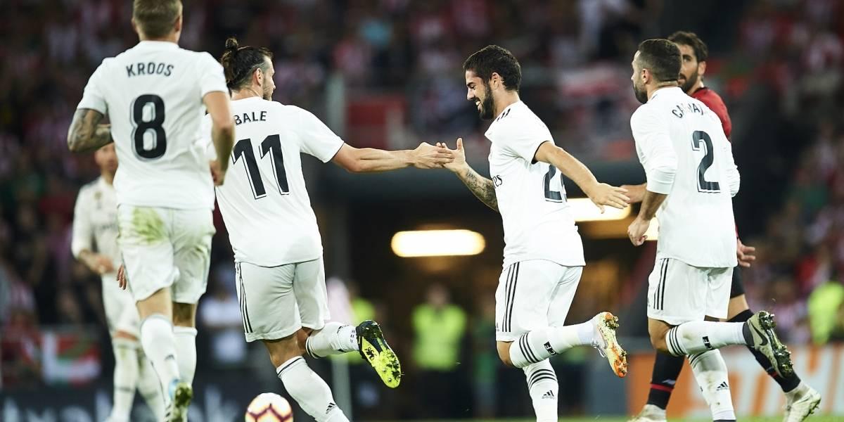 Operan de emergencia a Isco, jugador del Real Madrid