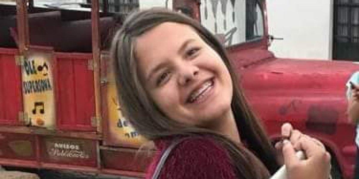 Buscan a adolescente desaparecida en Bogotá