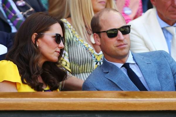 Kate Middleton e príncipe Harry