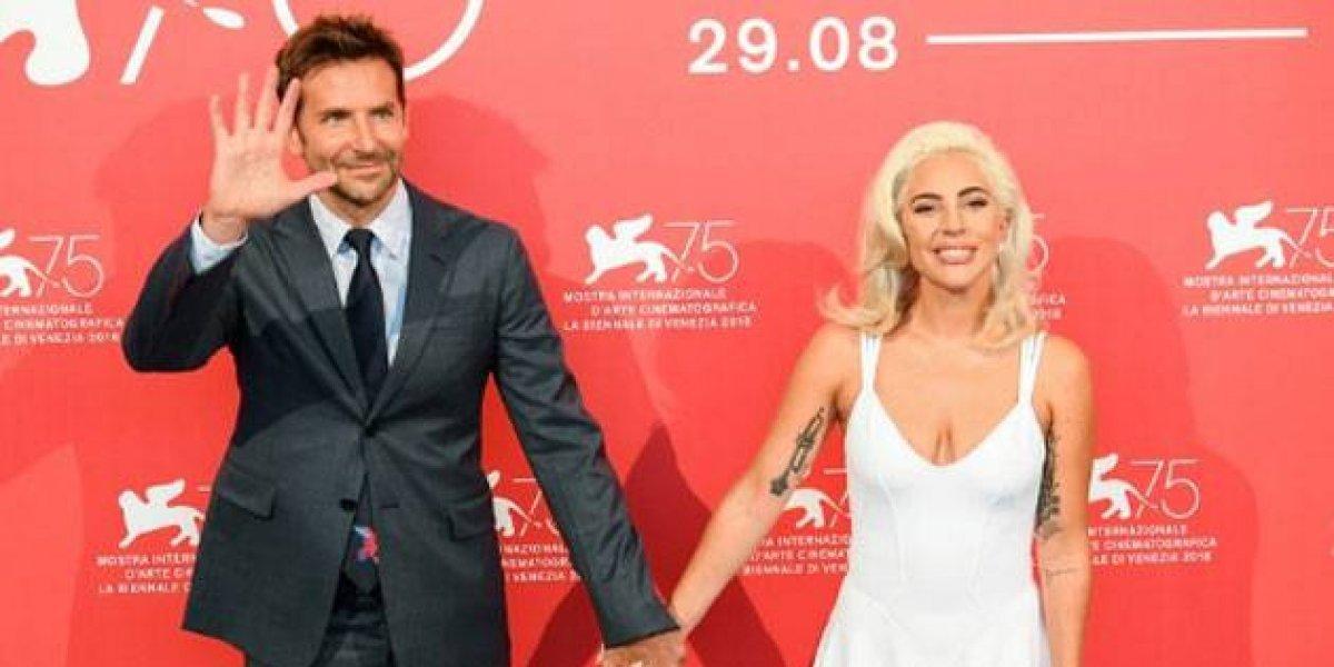 """Bradley Cooper se refirió a su relación con Lady Gaga en película juntos: """"Hice una amiga de por vida"""""""