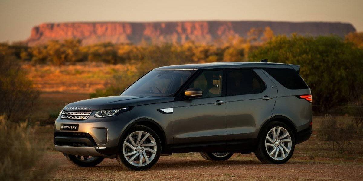 La expansión del motor Ingenium llega al Land Rover Discovery