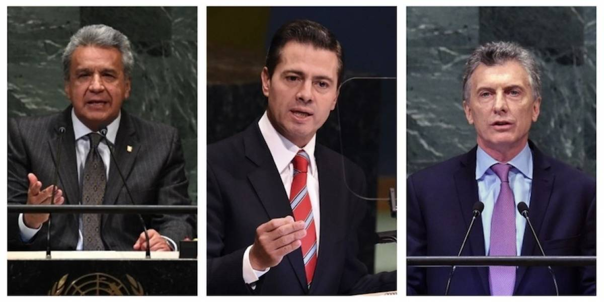 Líderes latinoamericanos se pronuncian en la Asamblea General de la ONU