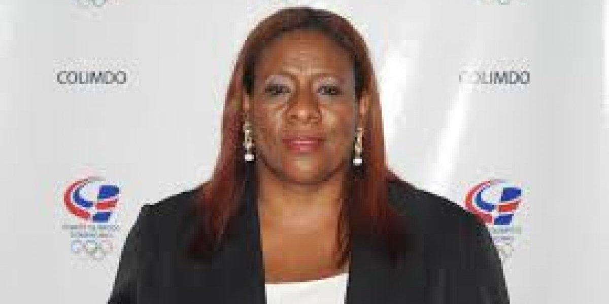 Dulce María Piña orgullosa de presencia femenina en Delegación RD