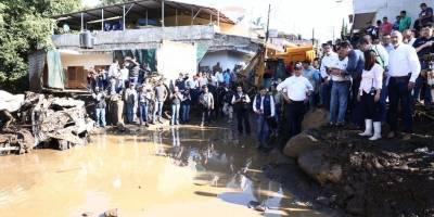 Huracán Rosa de categoría 4 provocará fuertes tormentas en norte de México