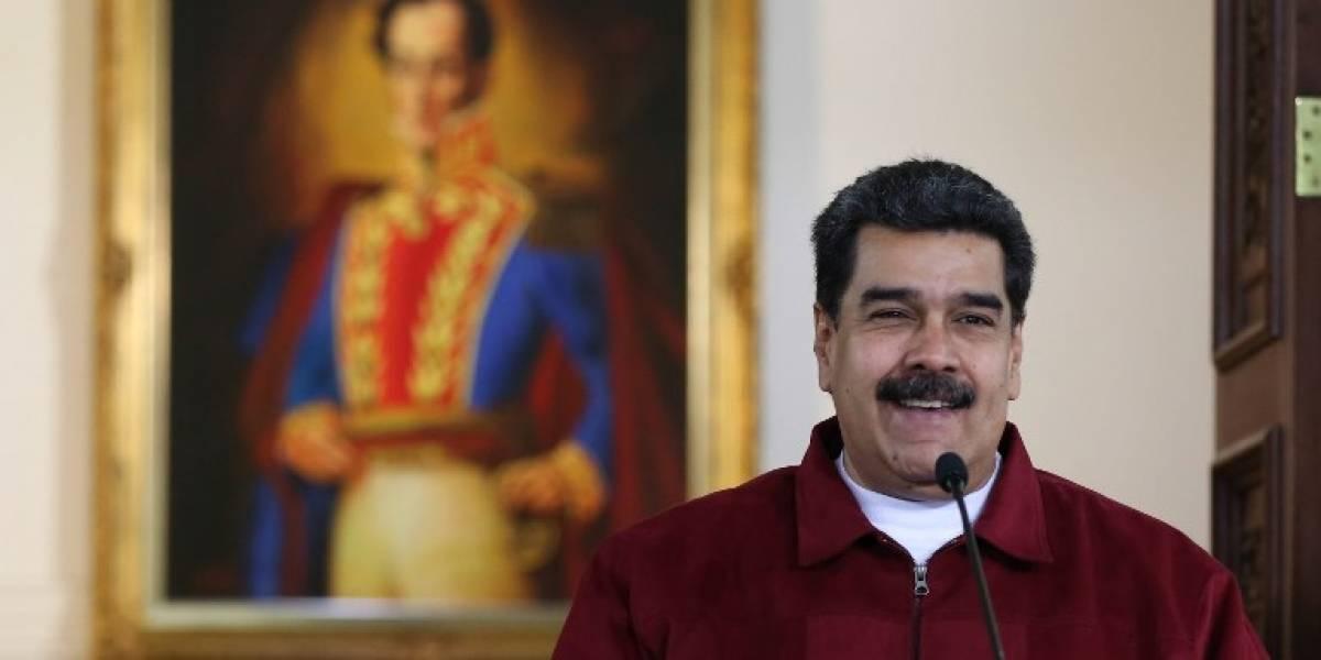 Maduro acusa a diplomáticos de Chile, Colombia y México de apoyar atentado