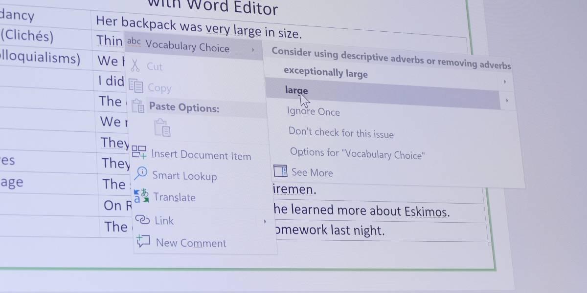 """La """"línea dorada"""" de Microsoft Word ahora está potenciada por IA"""