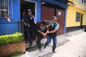 José Chitumul capturado en San José Pinula