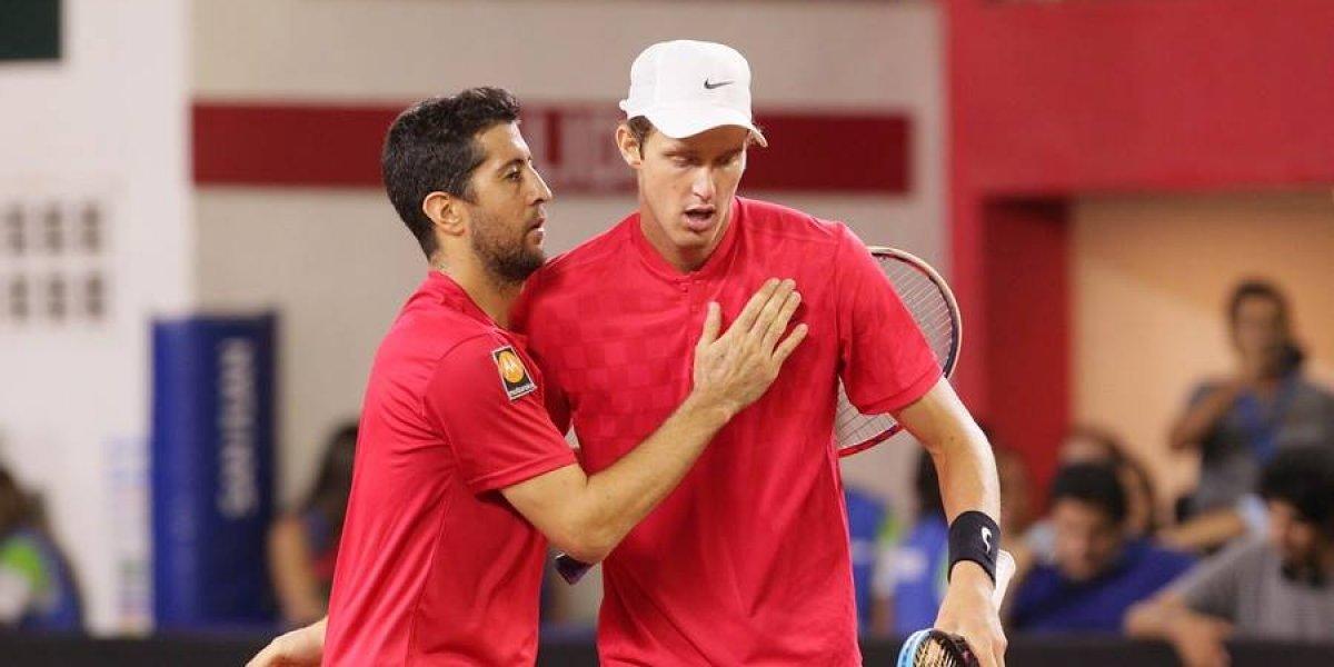 Así vivimos el sorteo del repechaje de Copa Davis 2019 que dejó a Chile ante Austria