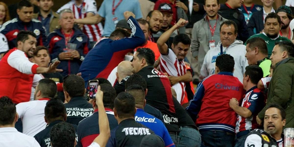 Los casos de violencia que han marcado la Liga MX