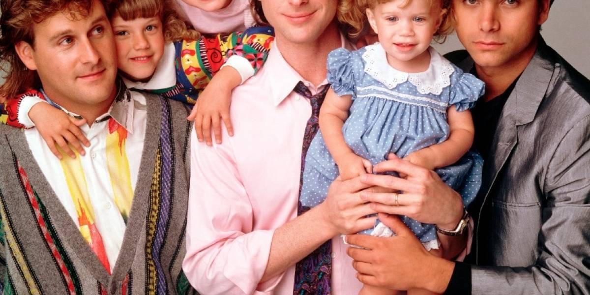 Por fin una de las gemelas Olsen acudió a una de las reuniones del antiguo programa 'Full House'