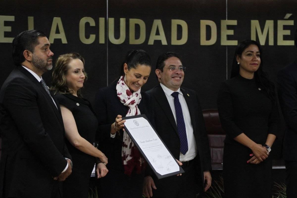 En la CDMX nadie podrá ganar más que la Jefa de Gobierno. Nicolás Corte/Publimetro