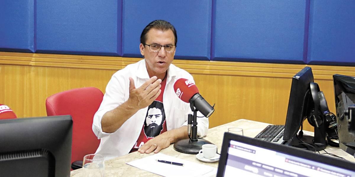 Luiz Marinho: 'levamos uma lição e estamos prontos'