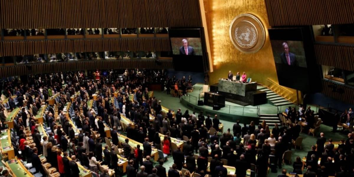 EN VIVO.La ONU realiza su Asamblea General en Nueva York