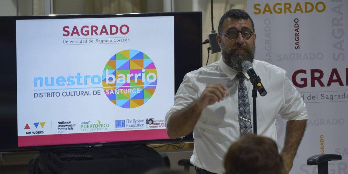 Universidad del Sagrado Corazón crea Fondo de Innovación para empresas de Santurce