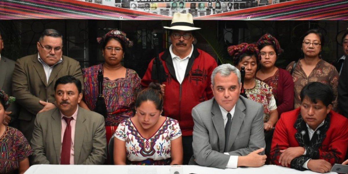 Víctimas de genocidio confían en condena a exmilitar Mauricio Rodríguez Sánchez