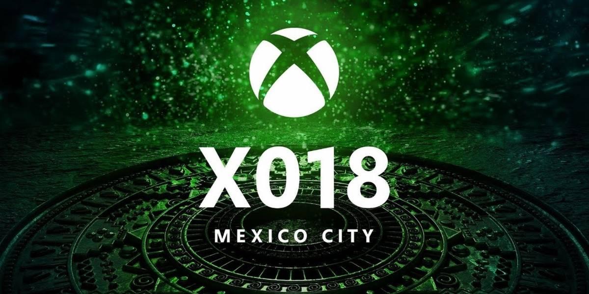 El Inside Xbox del X018 en México será el más grande hasta la fecha