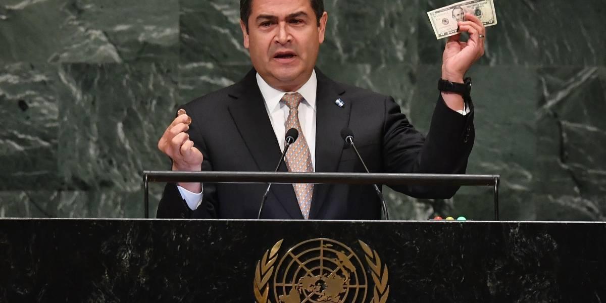 """Asamblea de la ONU: Honduras denuncia la """"enorme injusticia"""" por el bajo precio del café"""