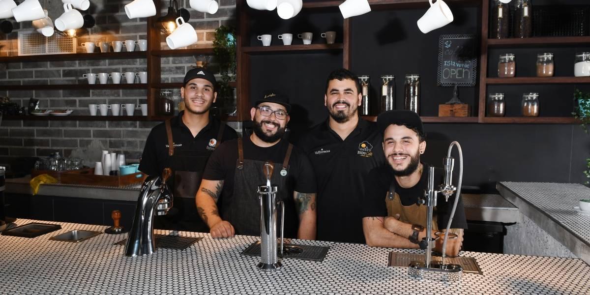 Bistro Café estrena coffee bar