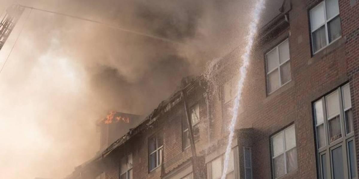 Idoso esquecido em incêndio é encontrado vivo cinco dias depois