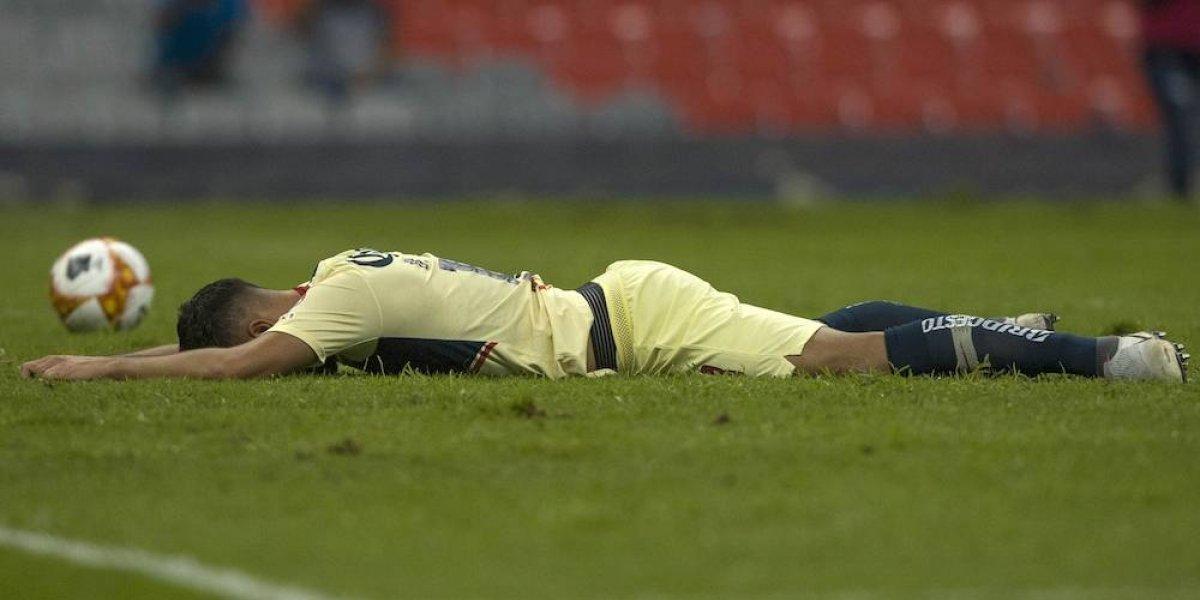 América fracasa en la Copa MX al ser eliminado