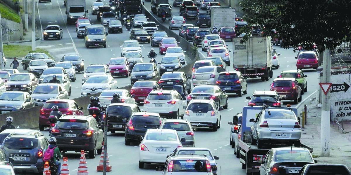 73% dos veículos não foram multados em 2018