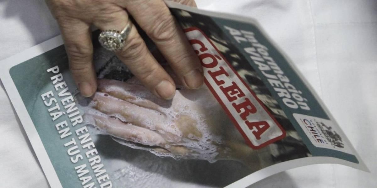 Cólera en Chile: Minsal confirmó 35 casos registrados desde junio