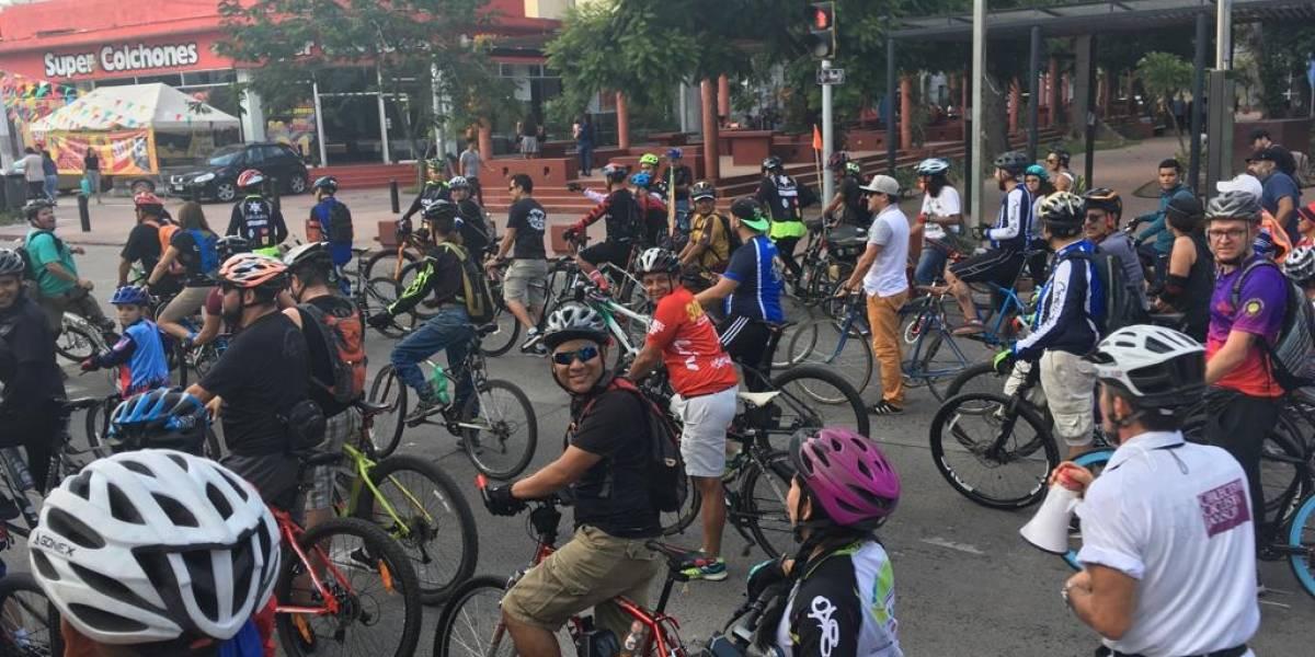 Dejan sin sanción los abusos contra ciclistas en Jalisco