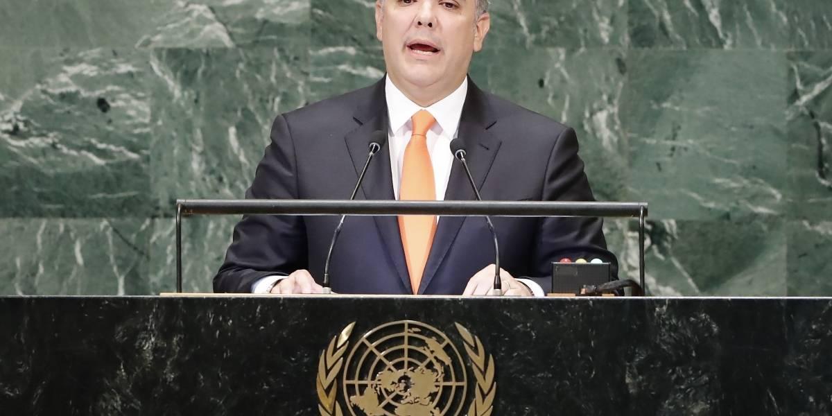 El esperanzador discurso de Iván Duque en la ONU