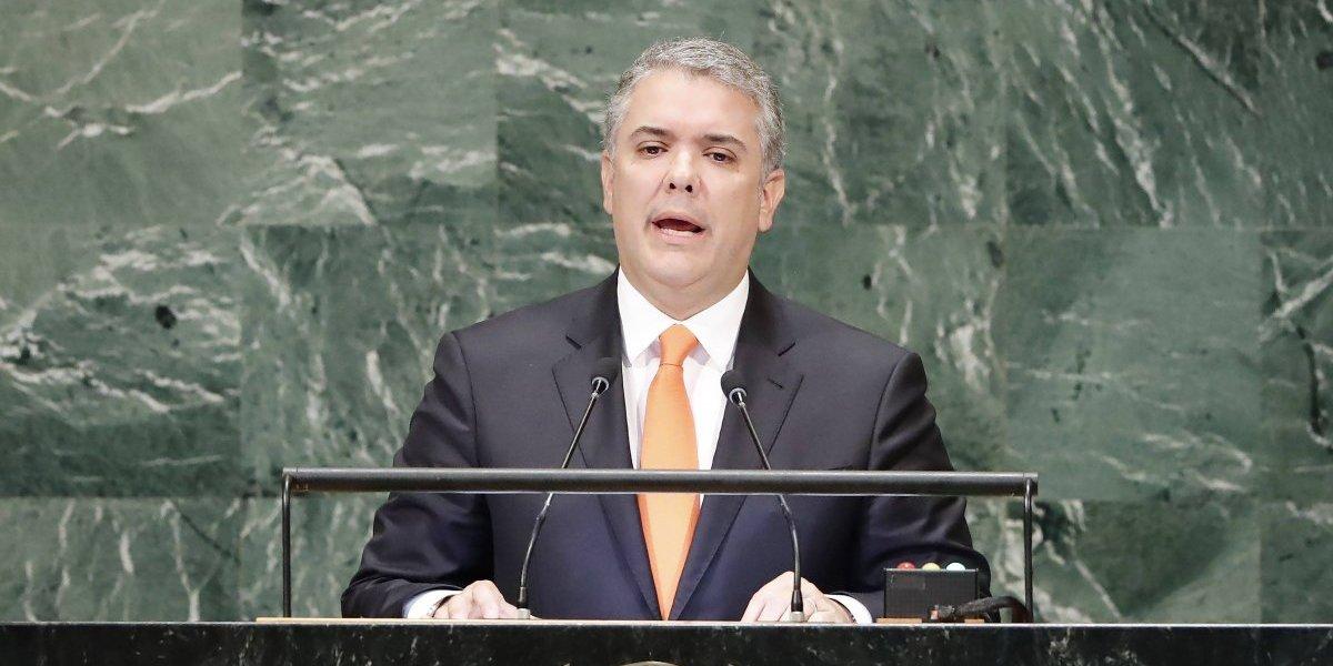 """""""¡No más!"""" le dice la ONU a Duque en cuanto a acoso a exFarc"""