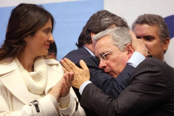 Supercorte Uribe Paloma Valencia