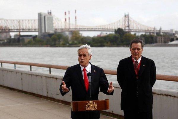 Piñera le dio con todo a Maduro: pide investigar a Venezuela por crímenes de Lesa Humanidad