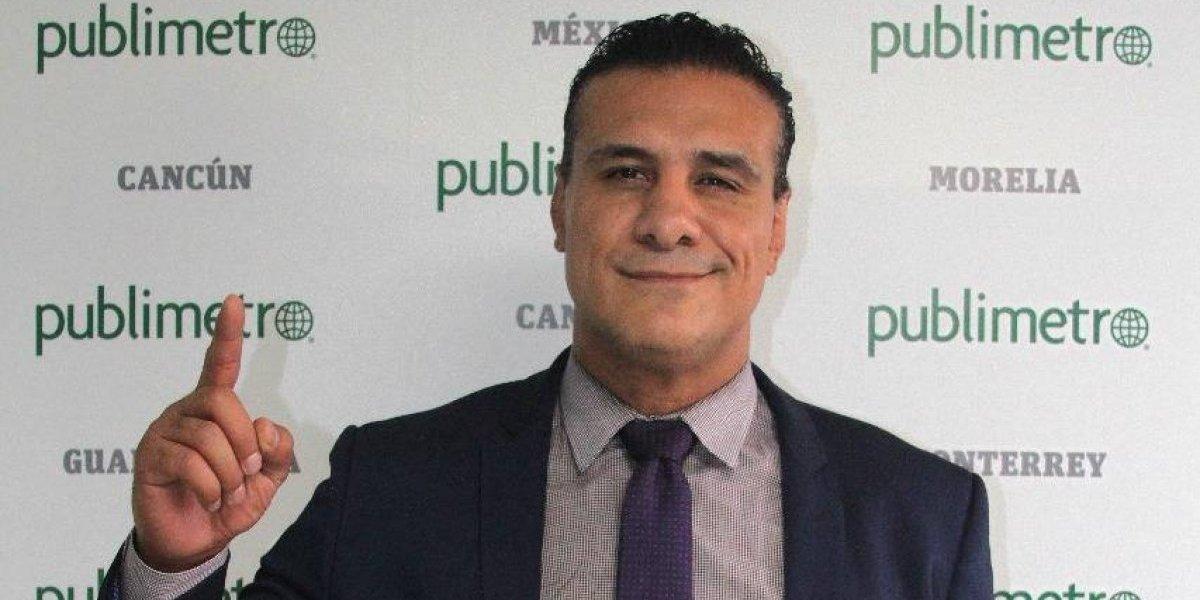 En México no hay condiciones para ser luchador: 'El Patrón'
