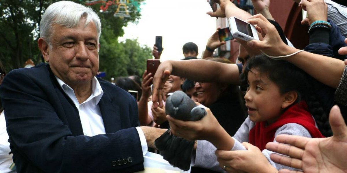 La interminable campaña de López Obrador