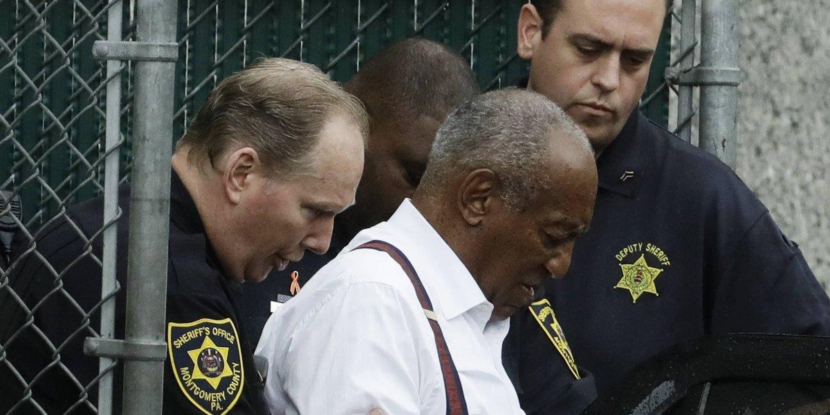 Bill Cosby es ahora el preso NN7687