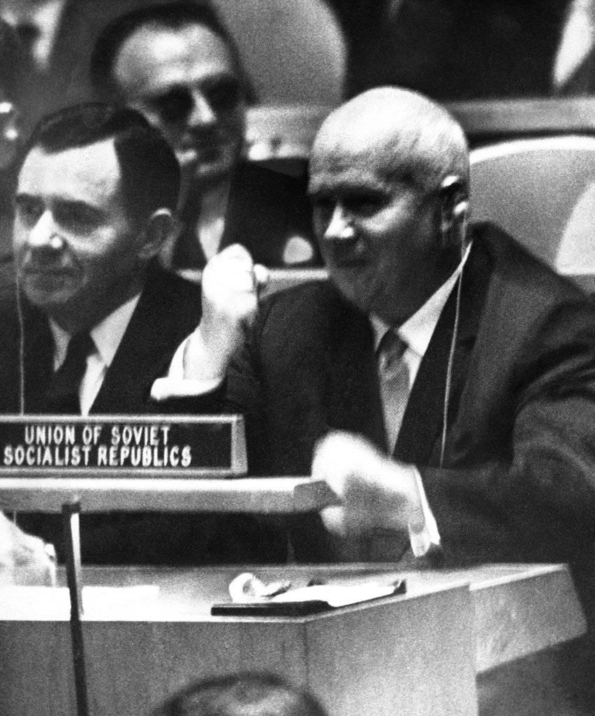 Asamblea General de la ONU en el tiempo