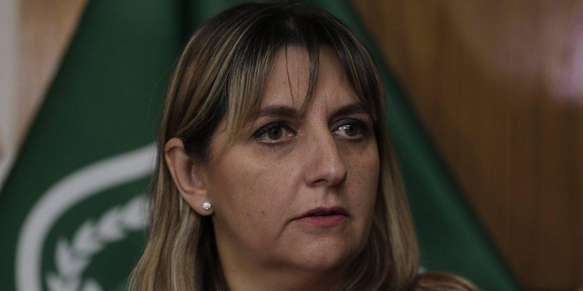 Fue la primera mujer en el cargo: Gobierno solicitó la renuncia de Claudia Bendeck en la dirección de Gendarmería