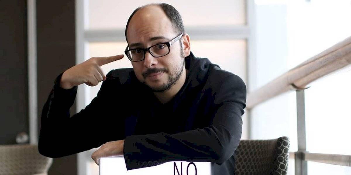 """Nicolás López agradece la defensa de Paz Bascuñán en """"La divina comida"""""""