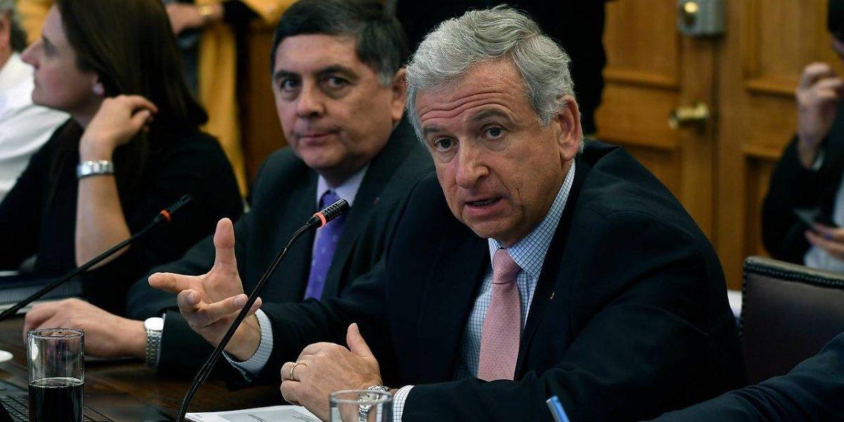"""""""Es un crecimiento responsable"""": Hacienda defiende al presupuesto """"austero"""" anunciado por Piñera"""