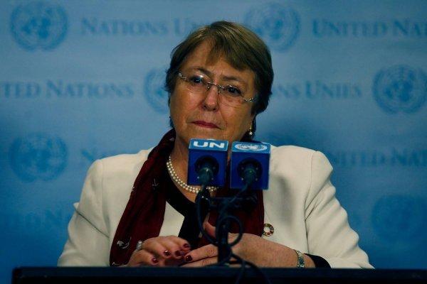 Michelle Bachelet tomó distancia sobre condena a Venezuela