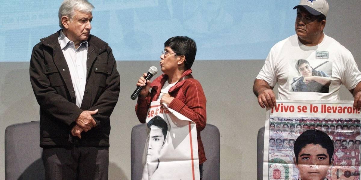 No pararé hasta encontrarte, aunque me cueste la vida: madre de Ayotzinapa