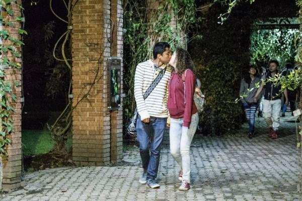 el Jardín Botánico de Bogotá abrirá sus puertas gratis de noche