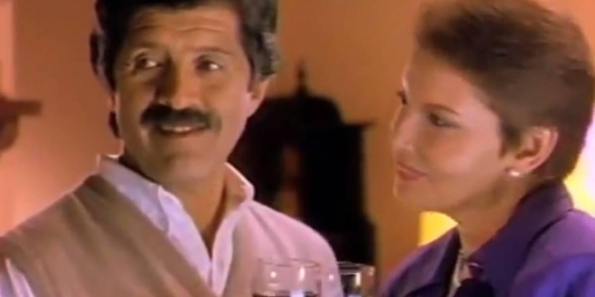 El spot de culto que reflejó la especial conexión entre Iván Zamorano y el fallecido Manuel Rodríguez