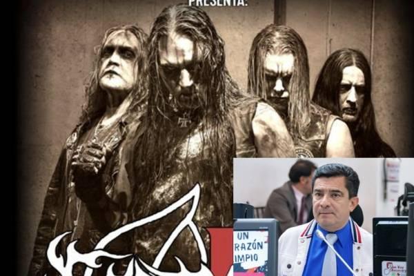 Marduk en Colombia
