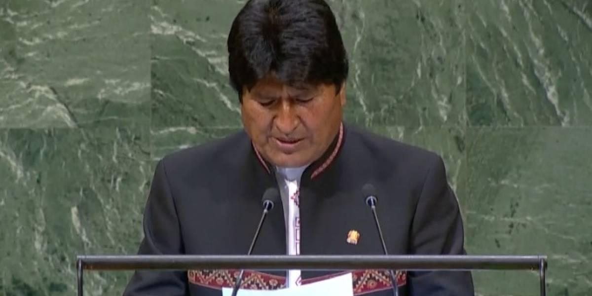 """Bolivia y Evo Morales exigen """"respeto y tranquilidad"""" a la decisión judicial en negociaciones con Chile"""